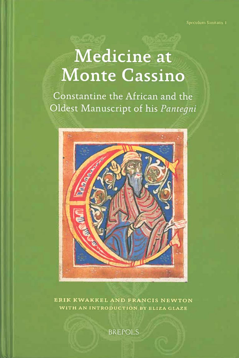 Medicine at Monte Cassino
